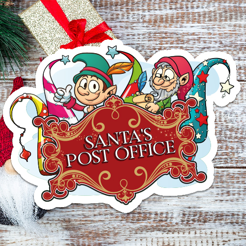 Get Elf approved at Santa's Post Office!!